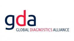 Logotipo GDA